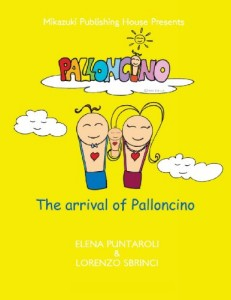 The-Arrival-of-Palloncino Front cover